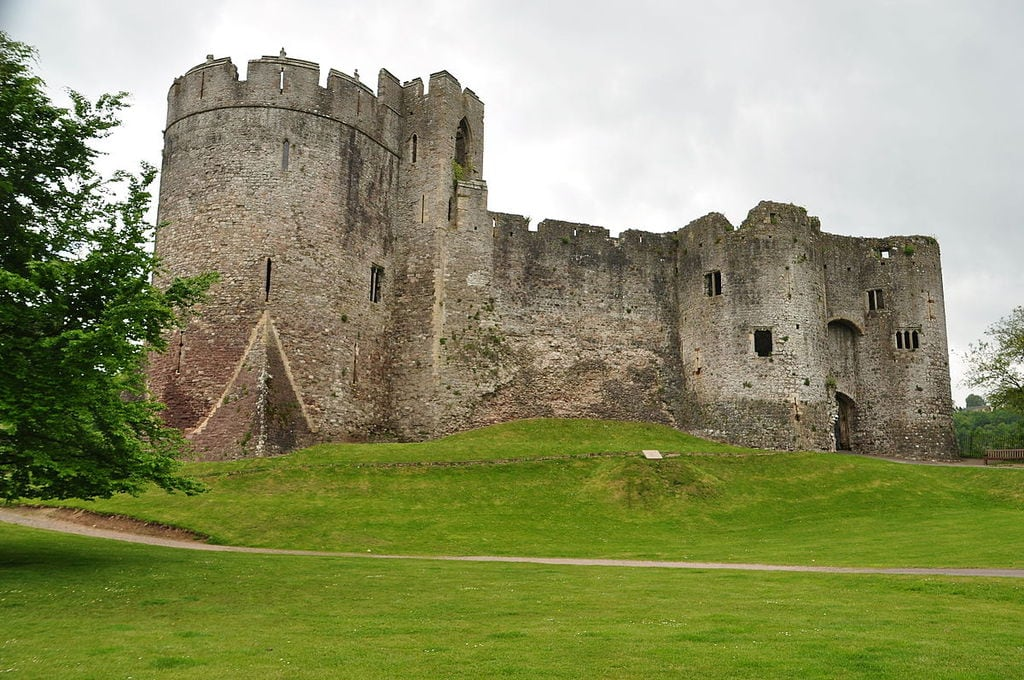 Chepstow Castle, Chepstow, Wales