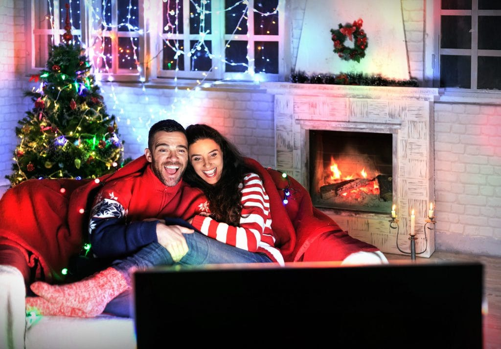 Couple Enjoying Top-Rated NPR TV Shows of 2020